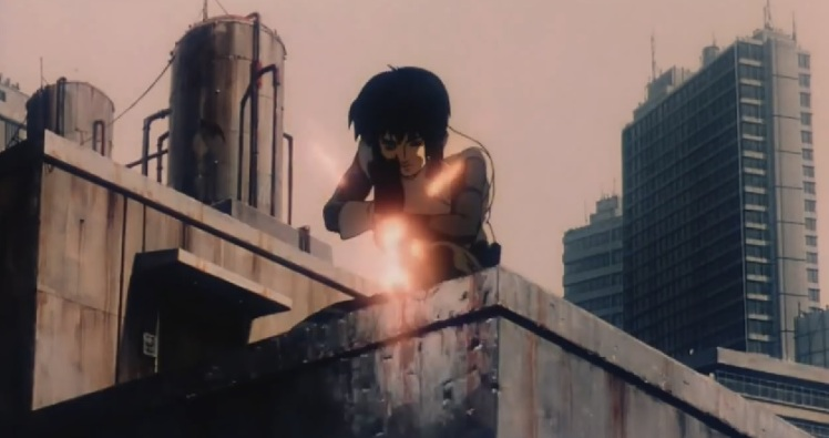 Ghost in the Shell1